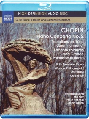 Chopin - Piano Concerto № 2 (2011) (Blu-ray Audio)