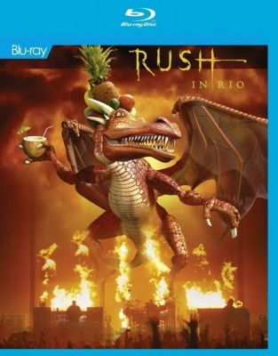 Rush - In Rio (2002) (Blu-ray)