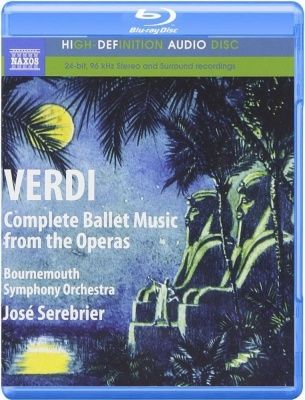 Verdi - Complete Ballet Music From the Operas (2012) (Blu-ray Audio)