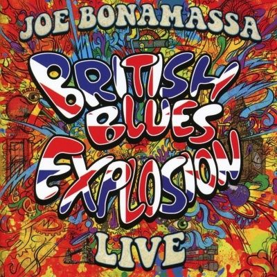 Joe Bonamassa - British Blues Explosion Live (2018) - 2 CD Box Set