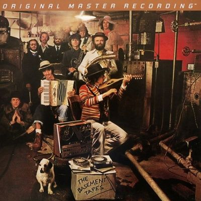 Bob Dylan - The Basement Tapes (1975) (Vinyl Limited Edition) 2 LP
